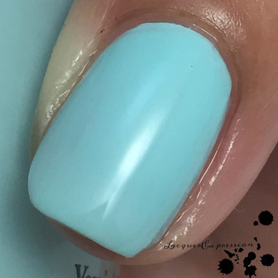 gelato on my mind from the venice collection by O.P.I.