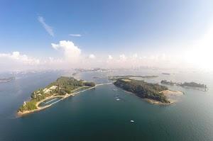 Asal Mula Pulau Kakak Beradik