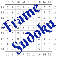 Frame Sudoku Puzzles Variations Main Page
