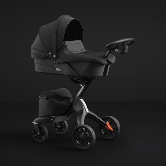 Stokke Xplory All Black Everything