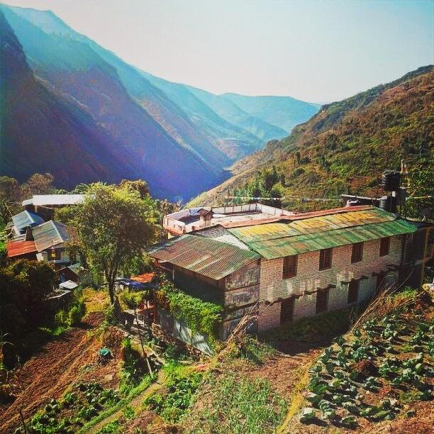 chomrong_nepal_trekking Nepal