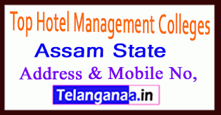 Top Hotel Management Colleges in Assam