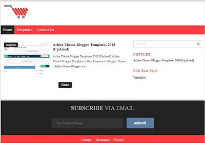 Ultra Fast Free Premium Blogger Templates 2018