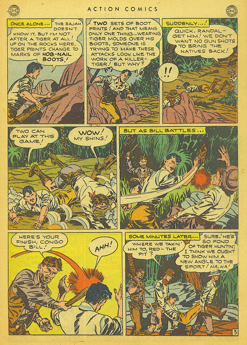 Read online Action Comics (1938) comic -  Issue #86 - 17