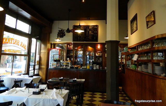 Bar Británico, San Telmo, Buenos Aires