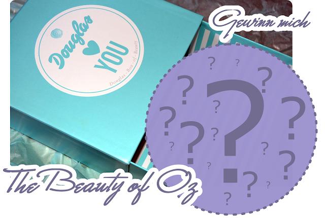 Gewinne eine ungeöffnete Douglas Box of Beauty