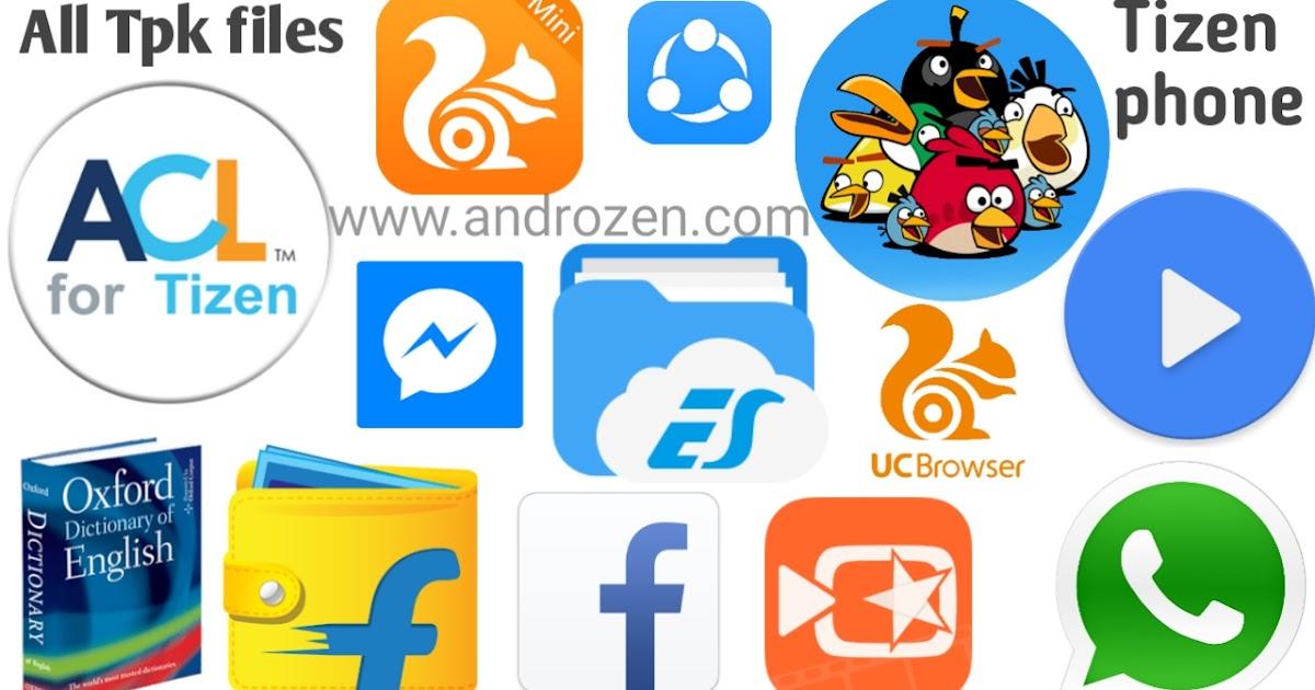 All Tpk files Download for Z1 Z2 Z3 Z4