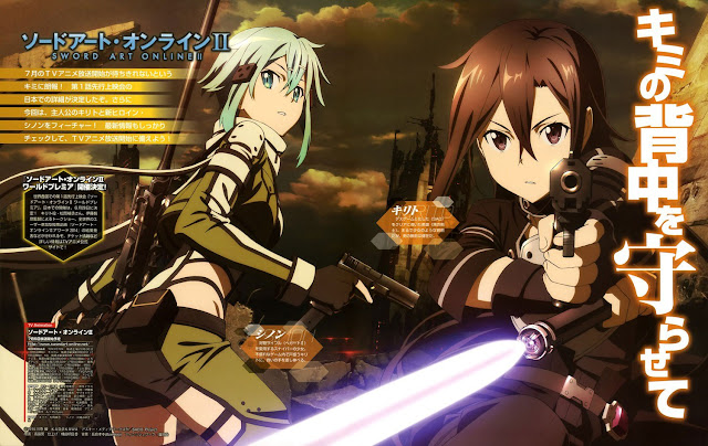 Download Download Sword Art Online II Subtitle Indonesia