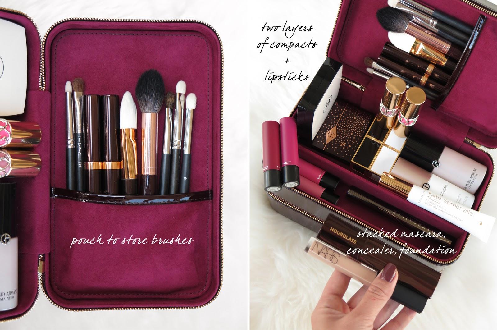 The Beauty Look Book - Bobbi Brown Beauty Travel Case 0b4bde0525db8