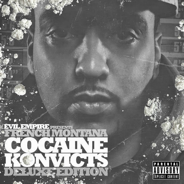 French Montana - Cocaine Konvicts Cover