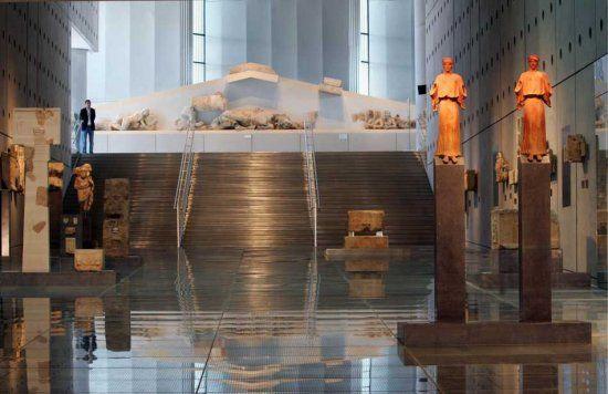 Ημερήσια εκδρομή του ΔΑΝΑΟΥ στο Μουσείο Ακρόπολης
