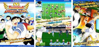 Captain Tsubasa Dream Team Apk Mod v1.11.0 Weak Rivals