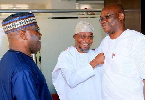 2019: The Tinubus, S'West PDP Groups In London Secret Meeting, Atiku Joins The Realignment Forces Too