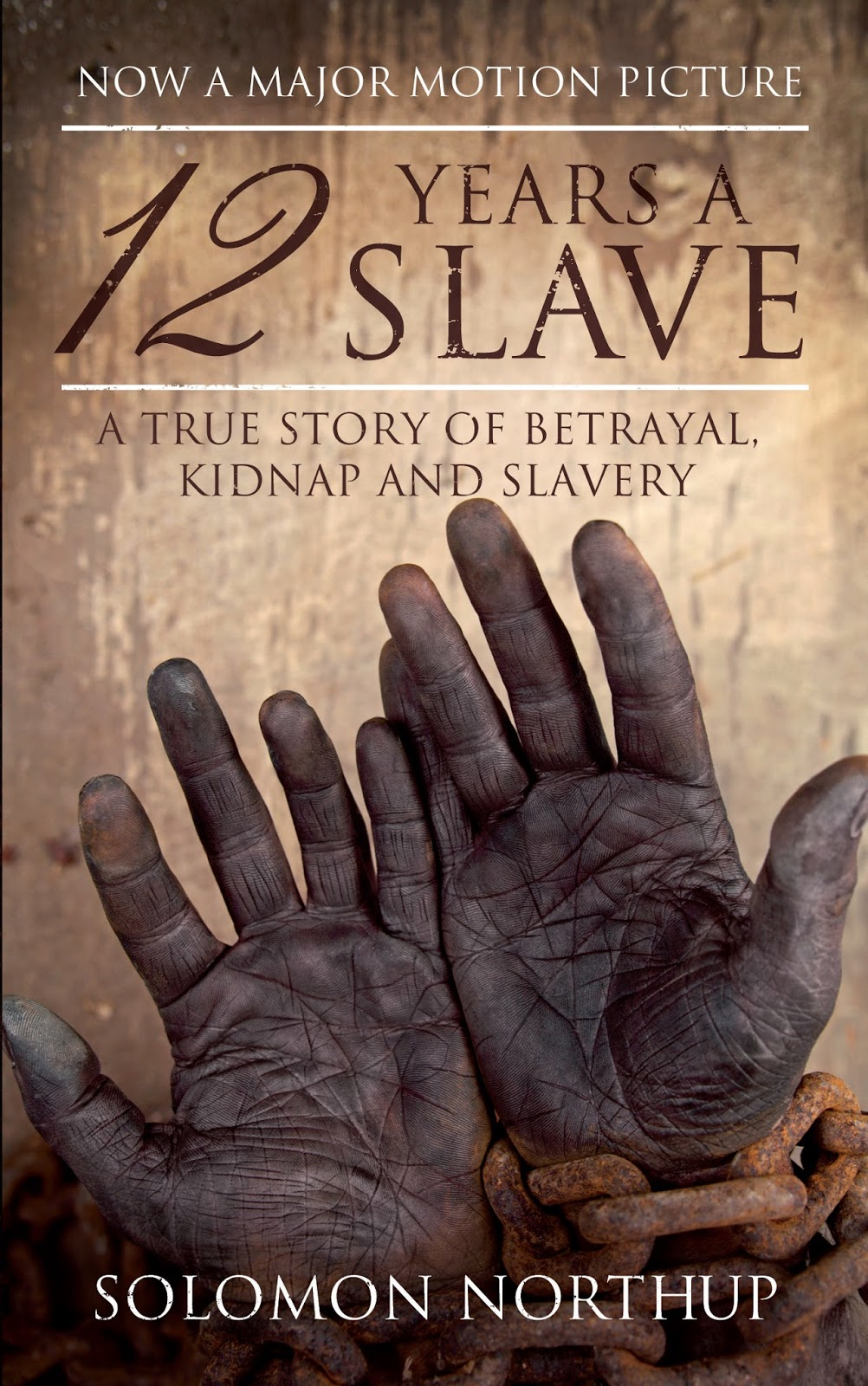 2 Years a Slave is a 2013