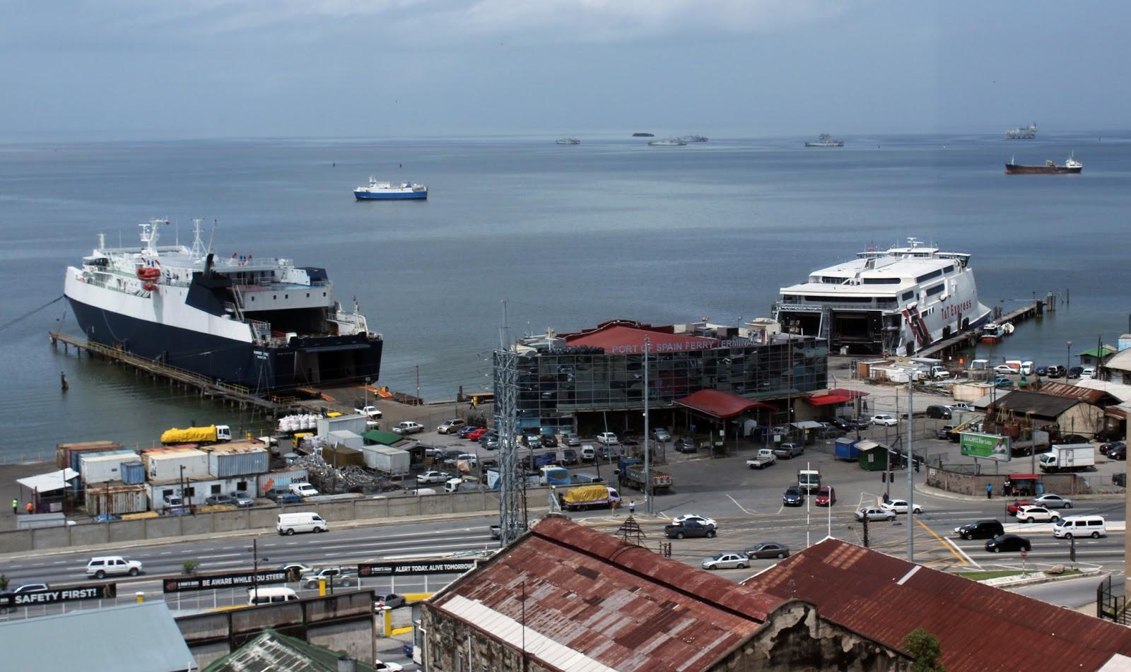 HSC INCAT 046 - Wikipedia |Trinidad And Tobago Ferries