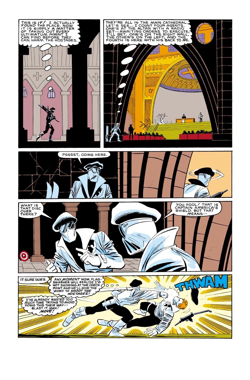 Captain America (1968) Issue #321 #249 - English 21