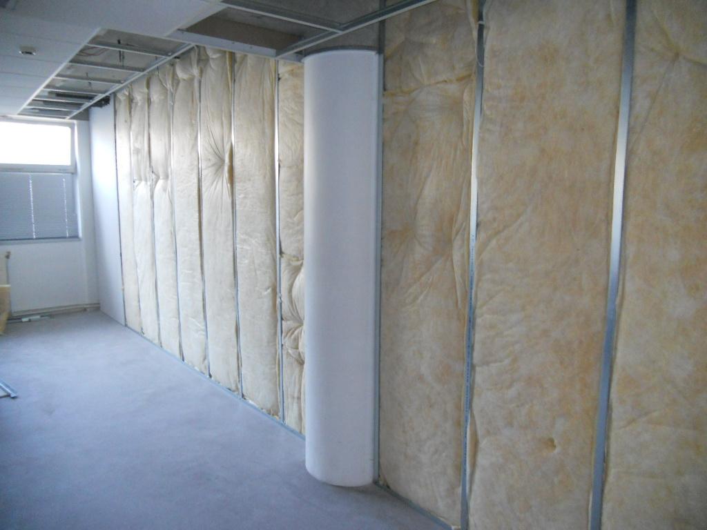 placo isolant phonique plaque mince d 39 isolation. Black Bedroom Furniture Sets. Home Design Ideas