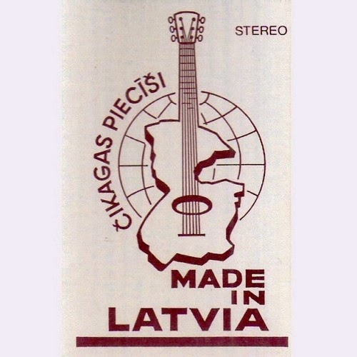Made in Latvia - Amerikas front