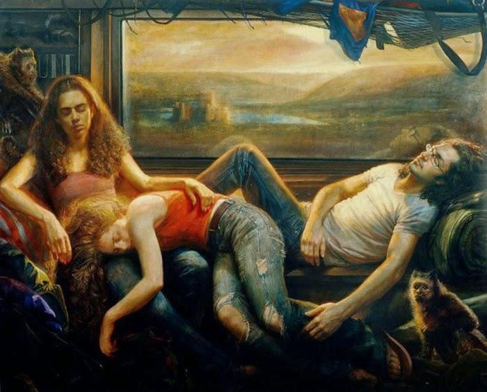 Между натурализмом и романтизмом. Steven Assael