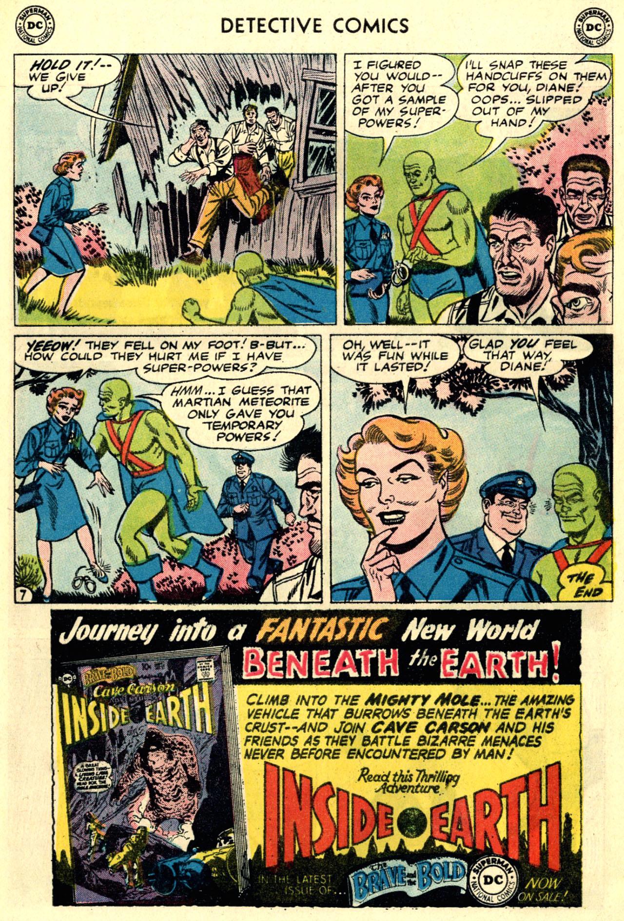 Detective Comics (1937) 282 Page 31