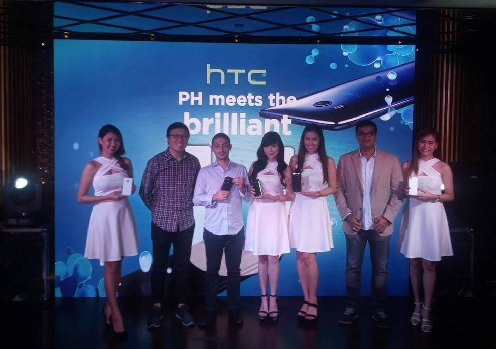 HTC Officially Back in the Philippines; Available Now at Lazada