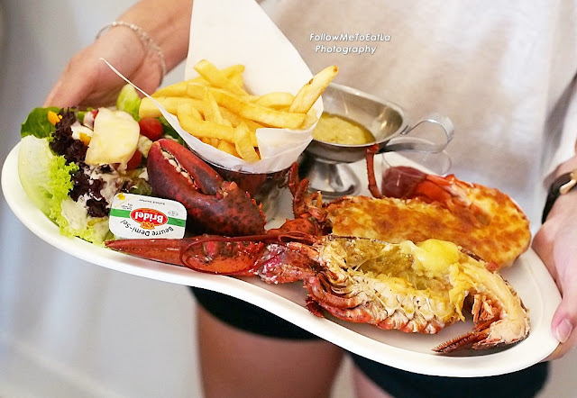 Signature Lobster Serving RM 138 Per Piece