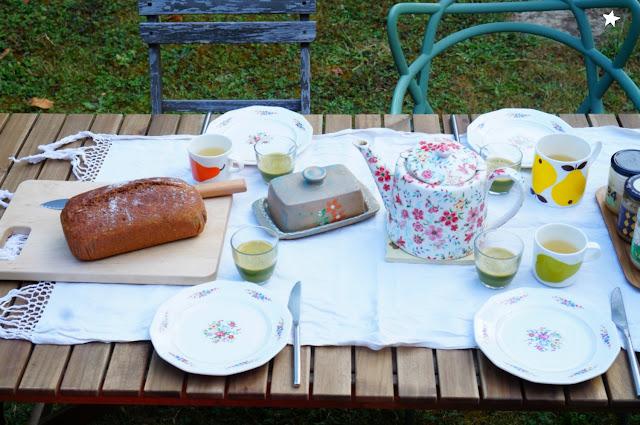 jus vert fanes carottes zéro gaspillage petit déjeuner healthy