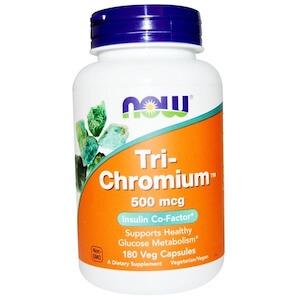 Now Foods - Tri-Chromium