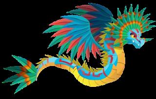 Dragón Quetzal