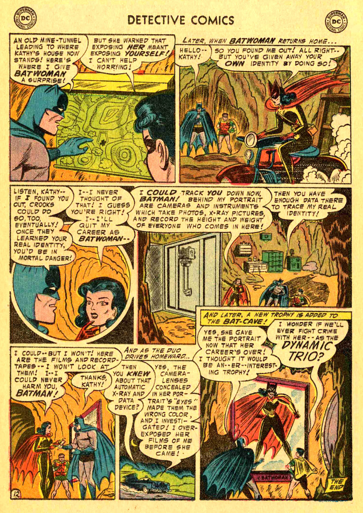 Read online Detective Comics (1937) comic -  Issue #233 - 14