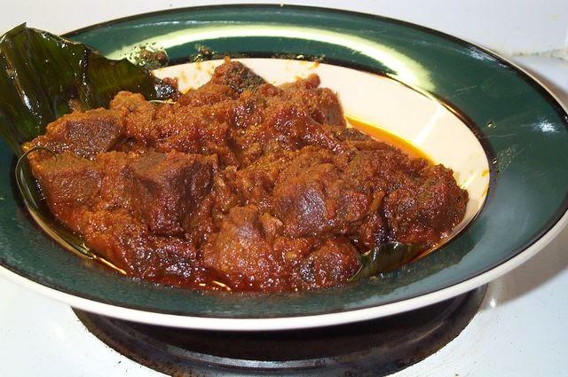 Resep Cara Membuat Rendang Daging Khas Padang