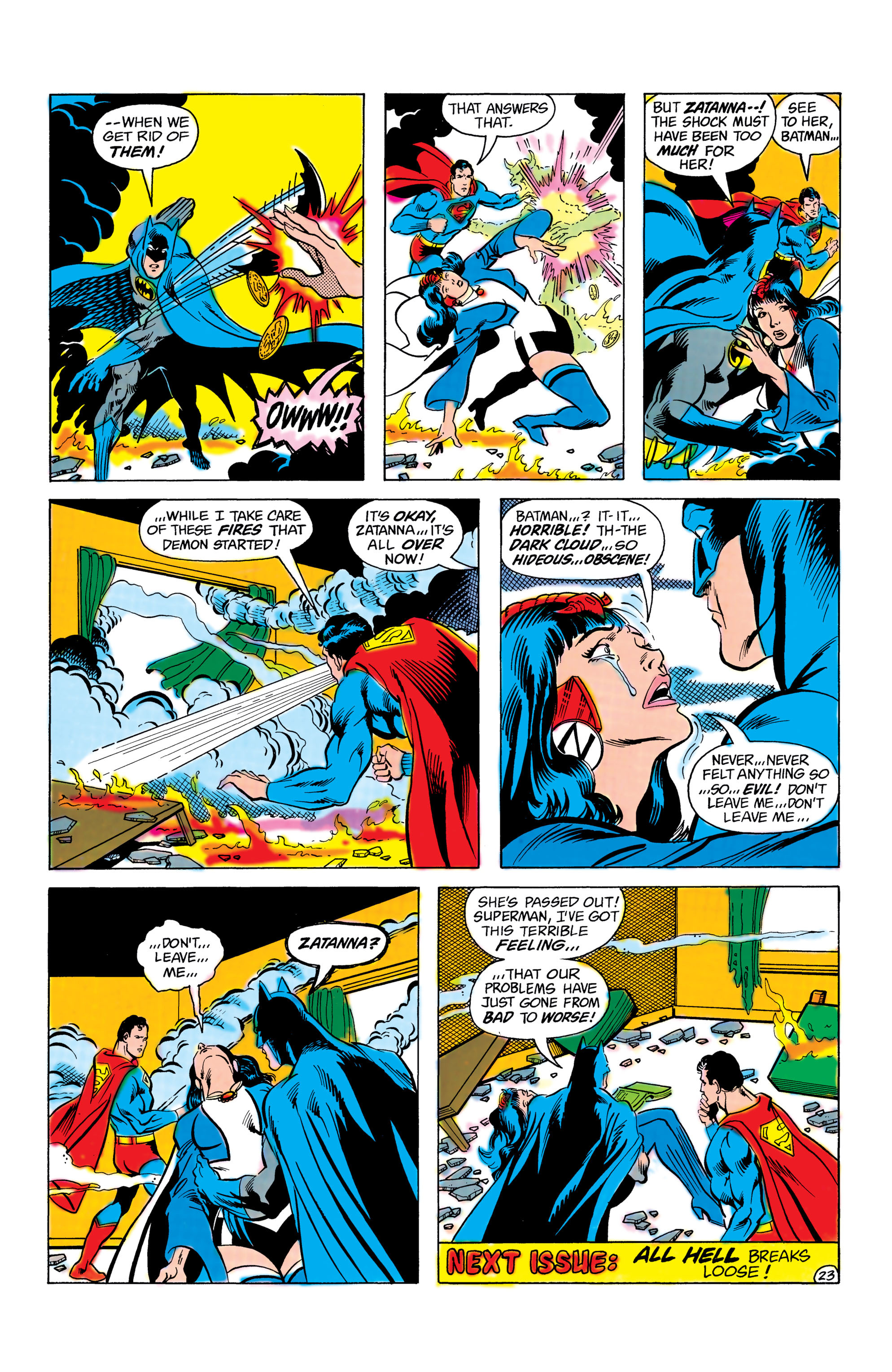 Read online World's Finest Comics comic -  Issue #285 - 24