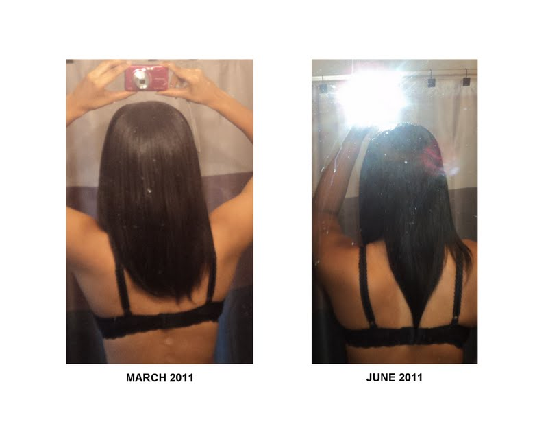 Purebeauty Relaxer Results Using My Nu Me Iron