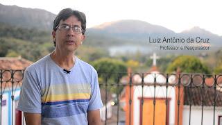 Luiz Antônio da Cruz pesquisador