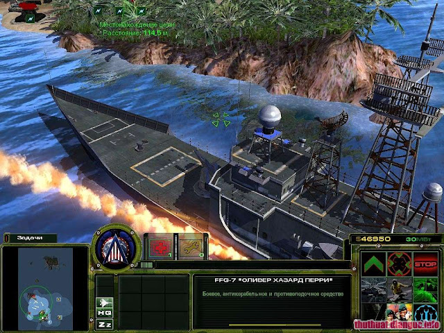Download Game Act of War: High Treason Full crack