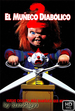 Chucky El Muñeco Diabolico 2 [1080p] [Latino-Ingles] [MEGA]