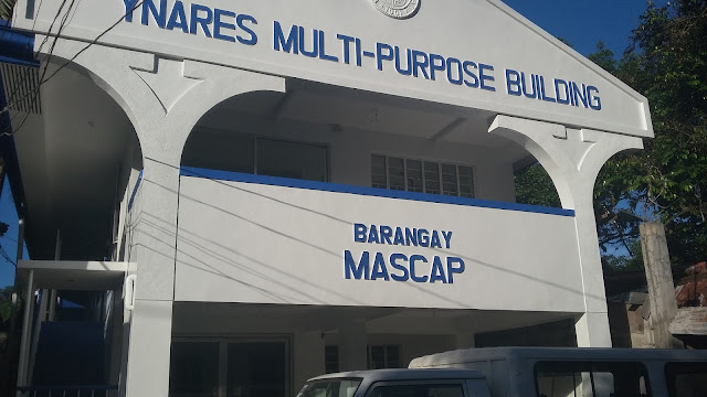 Brgy. Hall of Mascap