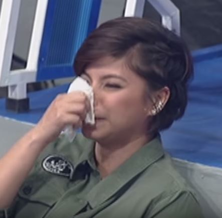 Angel Locsin Not Feeling Well During Tawag Ng Tanghalan On It's Showtime!