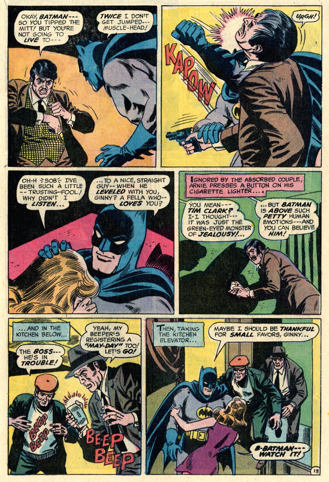 Detective Comics (1937) 391 Page 16