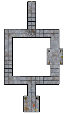 Quick example dungeon using Tile Maker 2.0