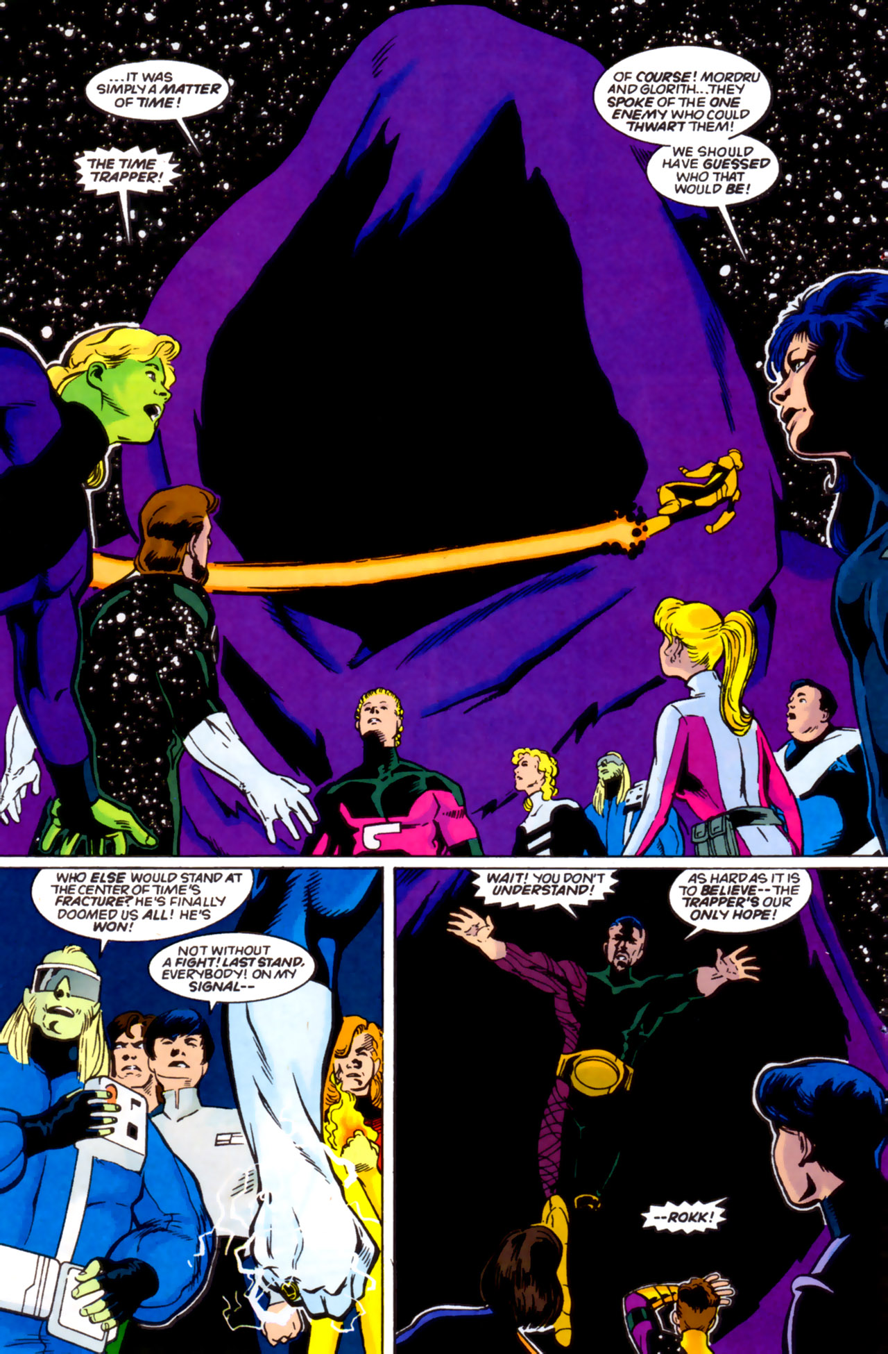 Legion of Super-Heroes (1989) 61 Page 6