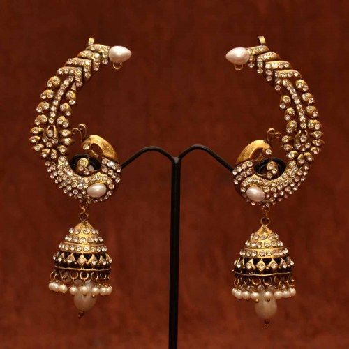 Know More About Types Of Jhumkas Zaamor Diamonds Blog