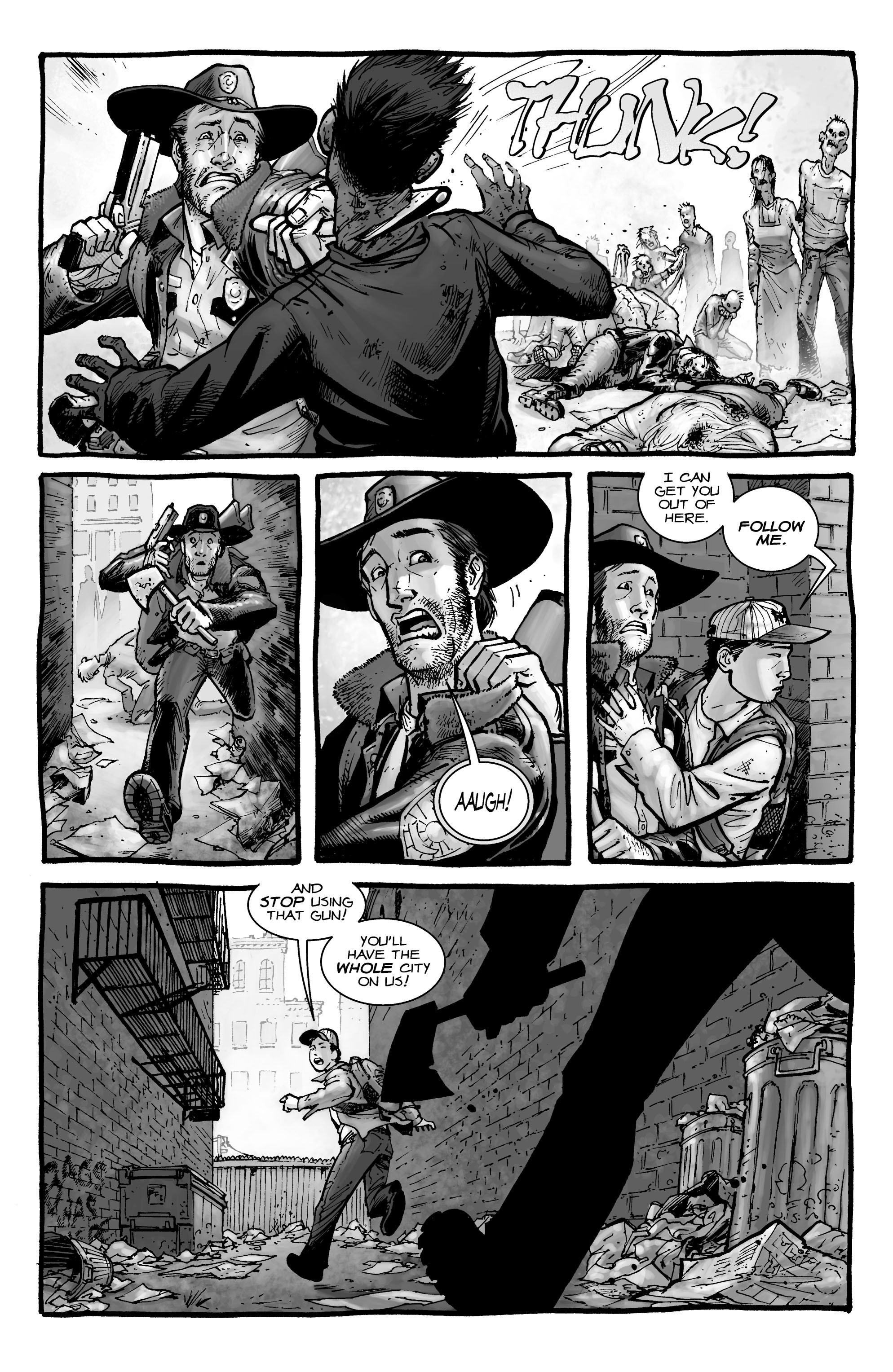 The Walking Dead issue 2 - Page 16