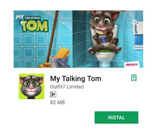 My Talking Tom digital pet