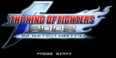 格鬥天王KOF拳皇2002加強復刻版:終極對決,收錄99-02經典人物!