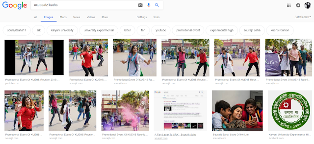 Sourajit Saha Google Search Result 2
