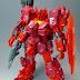 "Custom Build: HGUC 1/144 Gundam 7th ""RED WARRIOR"""
