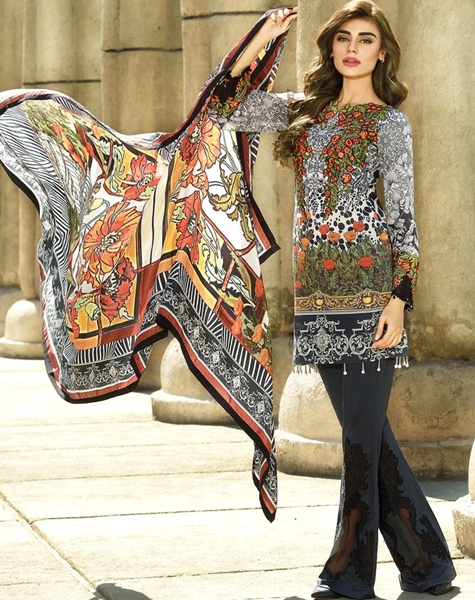 Rani Emaan Lawn Collection 2016-2017