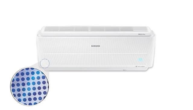 Samsung Wind-Free Air Conditioner