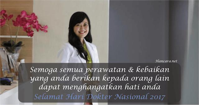 Gambar Ucapan Selamat Hari Dokter Nasional 2017
